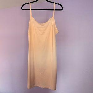ASOS Dresses - ASOS Two Piece Pink Longsleeve Dress